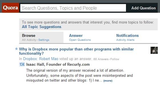 无须邀请即可注册问答网站 Quora 的办法