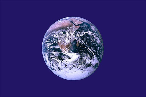地球之旗 Earth flag