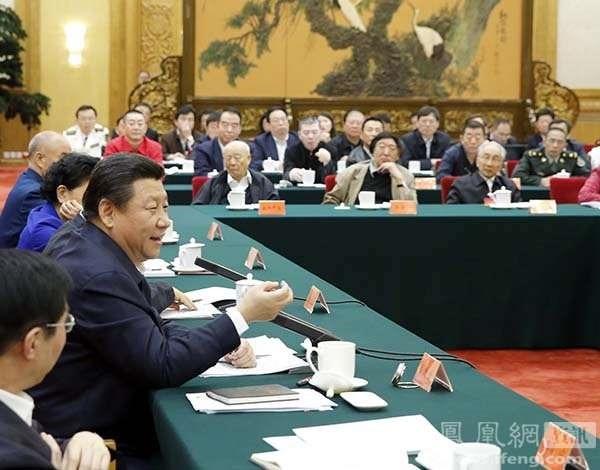 2014年10月15日, 习近平主持召开文艺工作座谈会