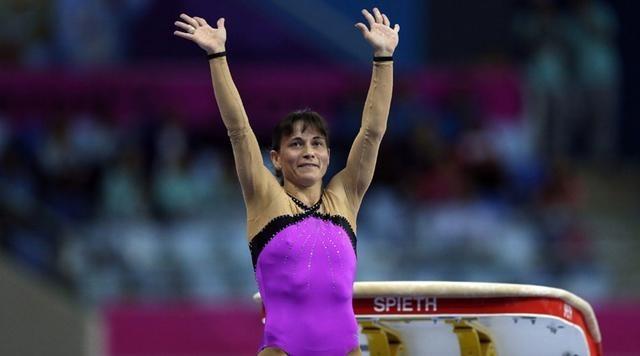 里约奥运会励志故事(2):为爱坚守、为梦拼搏,41岁7征奥运的丘妈